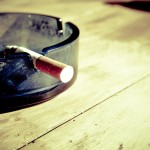 Pykanie papierosów jest pewnym z z większym natężeniem zgubnych nałogów